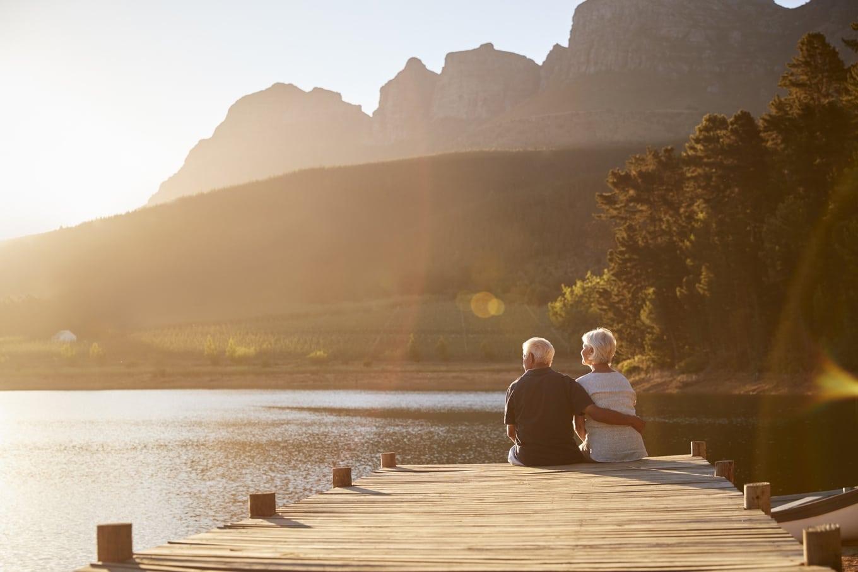 Adaptação à vida no exterior após os 65 anos
