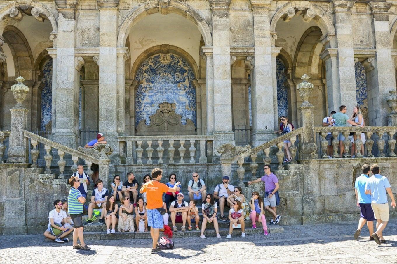 Trabalhar com turismo em Portugal
