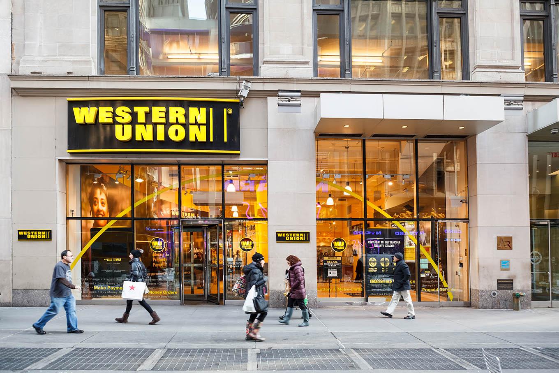 Taxas da Western Union