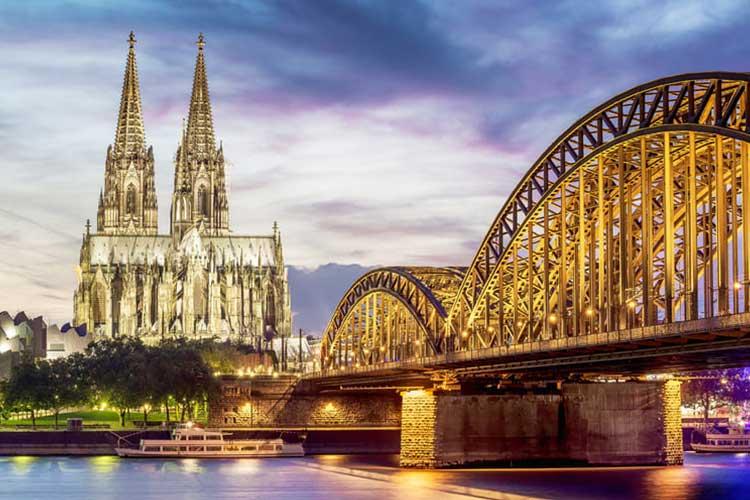 Colonia melhor cidade da Alemanha