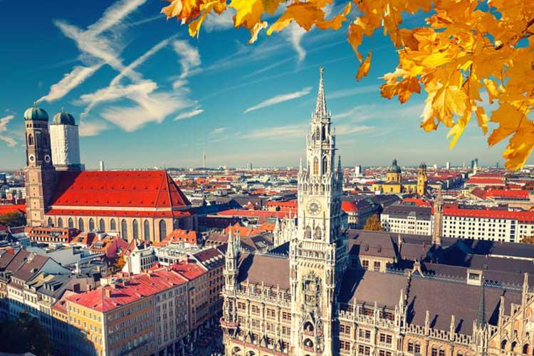 Munique Melhor qualidade de vida na Alemanha