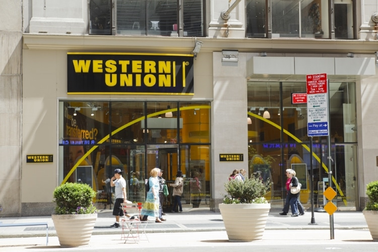 Western Union como funciona