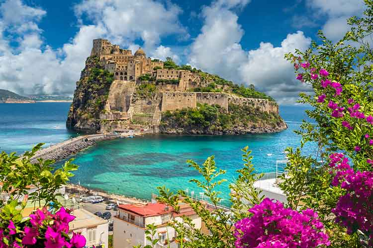 Ischia, Itália
