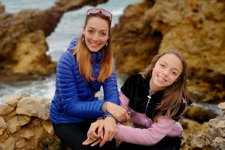 morar na Espanha com filhos Renata