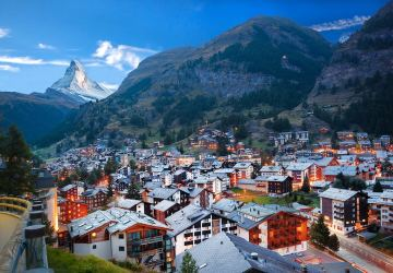 Custo de vida na Suíça