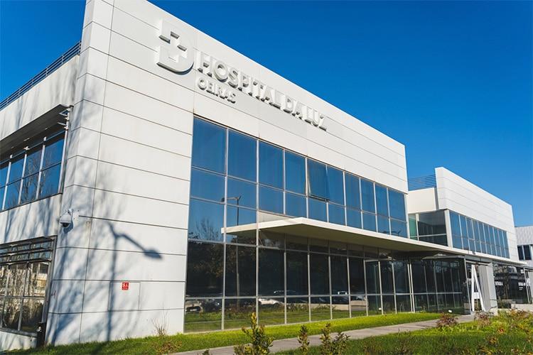 hospital em Portugal