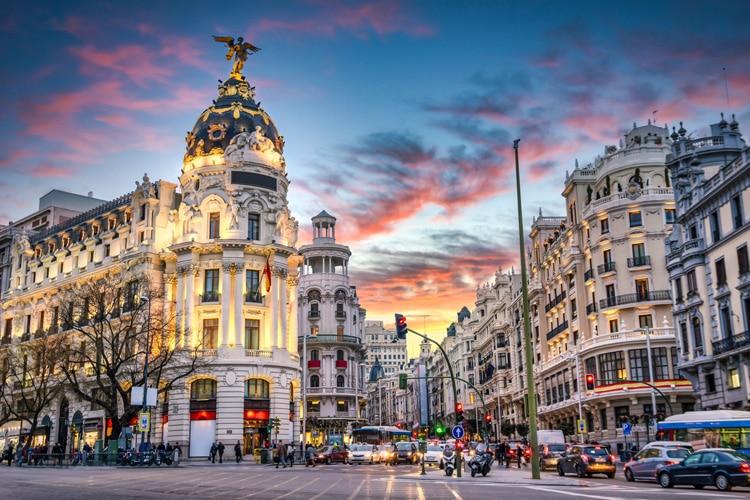 Melhores bairros de Madrid