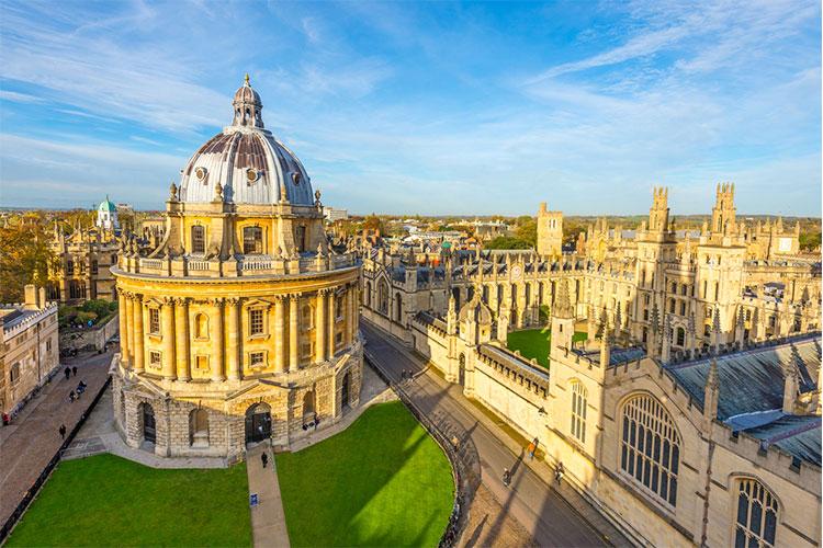 melhores universidades da Europa