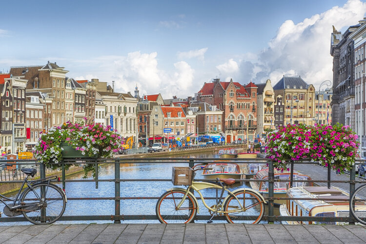 Viajar para Holanda