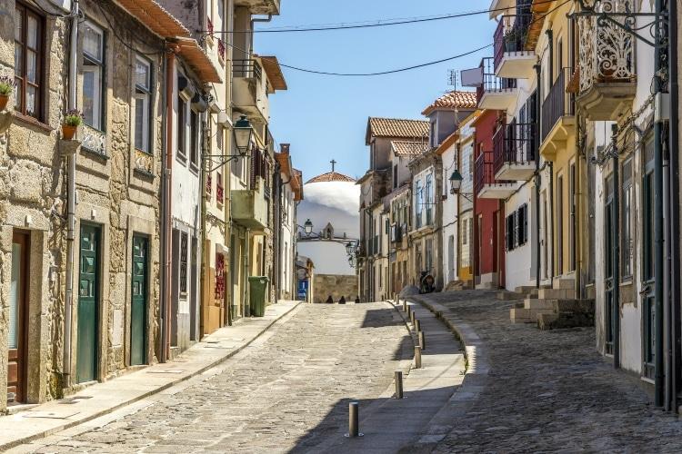 Cidades pequenas em Portugal