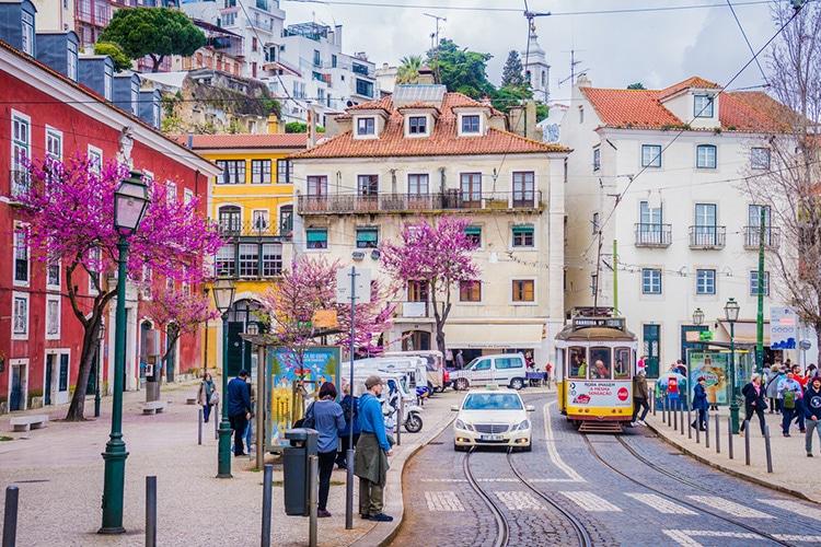Gaste menos com o transporte em Portugal