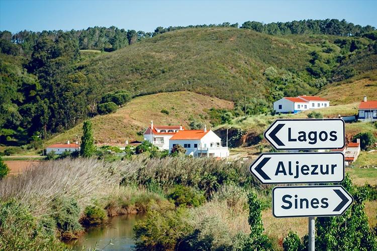 vida rural é um dos motivos para se aposentar no Algarve