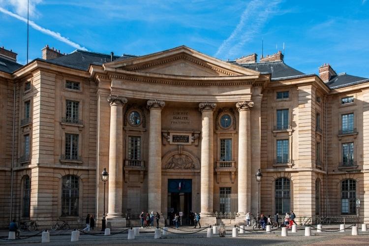 Universidade Sorbonne em Paris