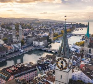 Cidades mais caras da Europa