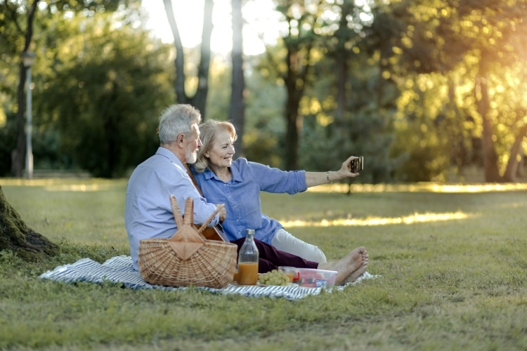 Qualidade de vida para aposentados na Itália