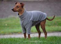 Euro Dog Designs Colorado Fleece Dog Sweater