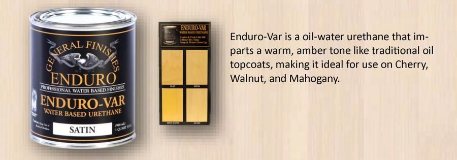 Enduro Var Vs High Performance