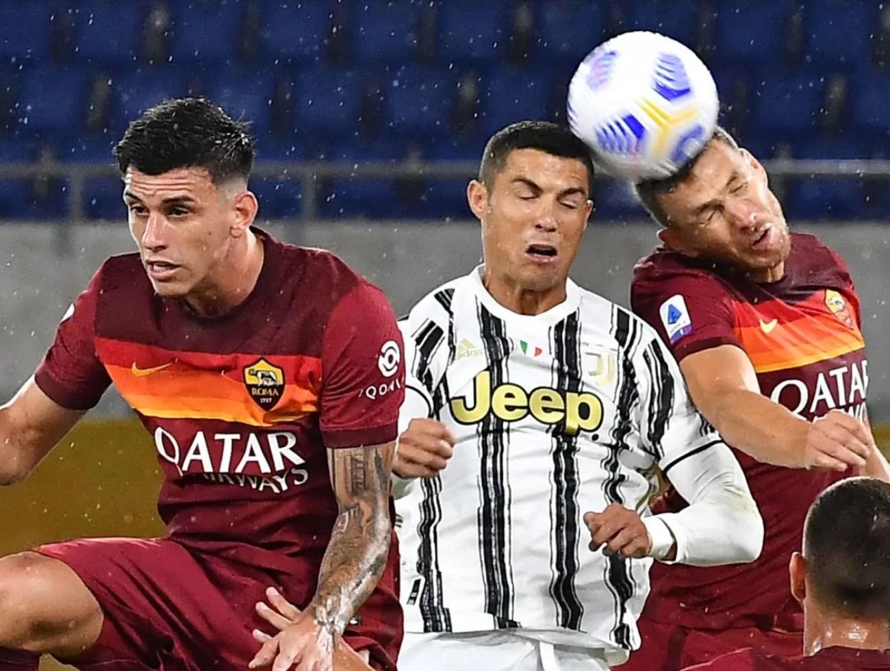 AS Roma - Juventus (2-2) : Les Tops et les Flops du premier choc de Série A  cette saison - Eurofootnews