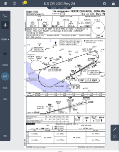 After the last jeppesen update  checked current chart and it is still one from with old mda also flying currency of approach charts calculation rh euroga