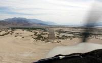 VFR tour around California