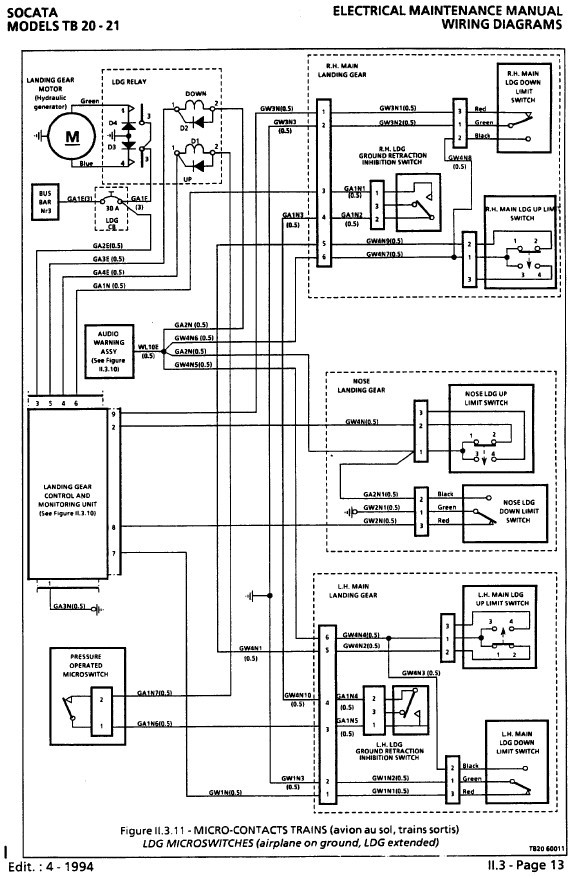 Avionics Wiring Diagrams : 24 Wiring Diagram Images