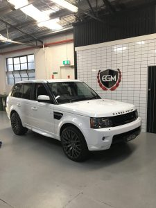 2008 Range Rover Vogue Supercharged