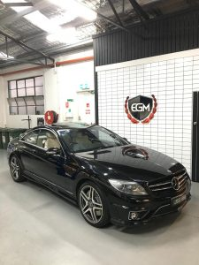 Mercedes-Benz Elegant Black