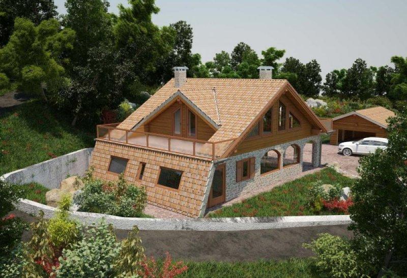 Firma By Habitat  Case di Legno  Produzione e vendita