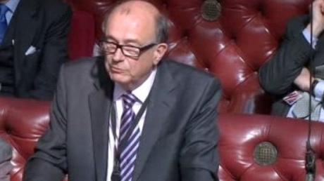 Вице-спикер Палаты лордов уходит споста из-за кокаина ипроституток