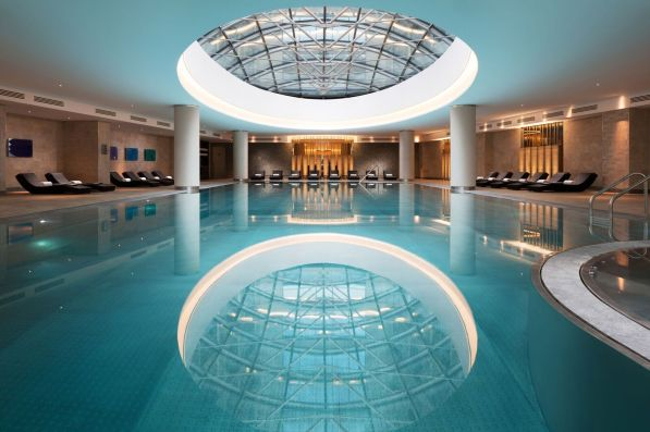 Hyatt Regency Moscow Petrovsky Park - Olympus Fitness & Spa - Swimming Pool - HiRes_preview