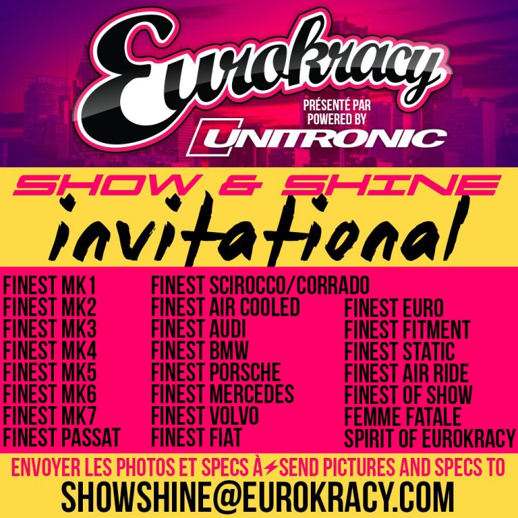 Eurokracy-showshine
