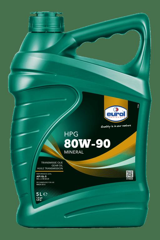 Eurol HPG 80W-90 Арт. E110630-5L