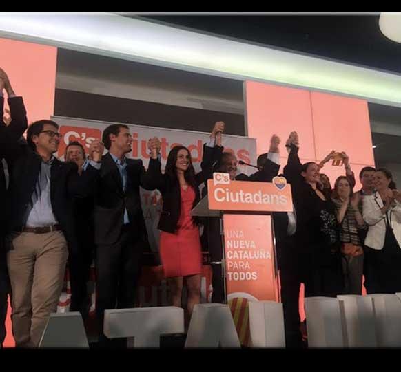 Rajoy vuelve a fracasar y deja a Cataluña en manos de los independentistas pese al triunfo de Ciudadanos