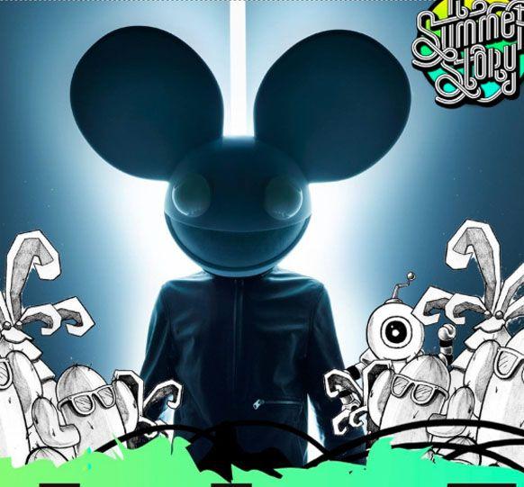 Deadmau5 / Fest electrónico A Summer Story