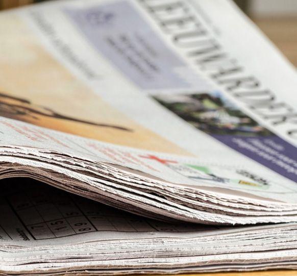 Prensa (Pixabay)