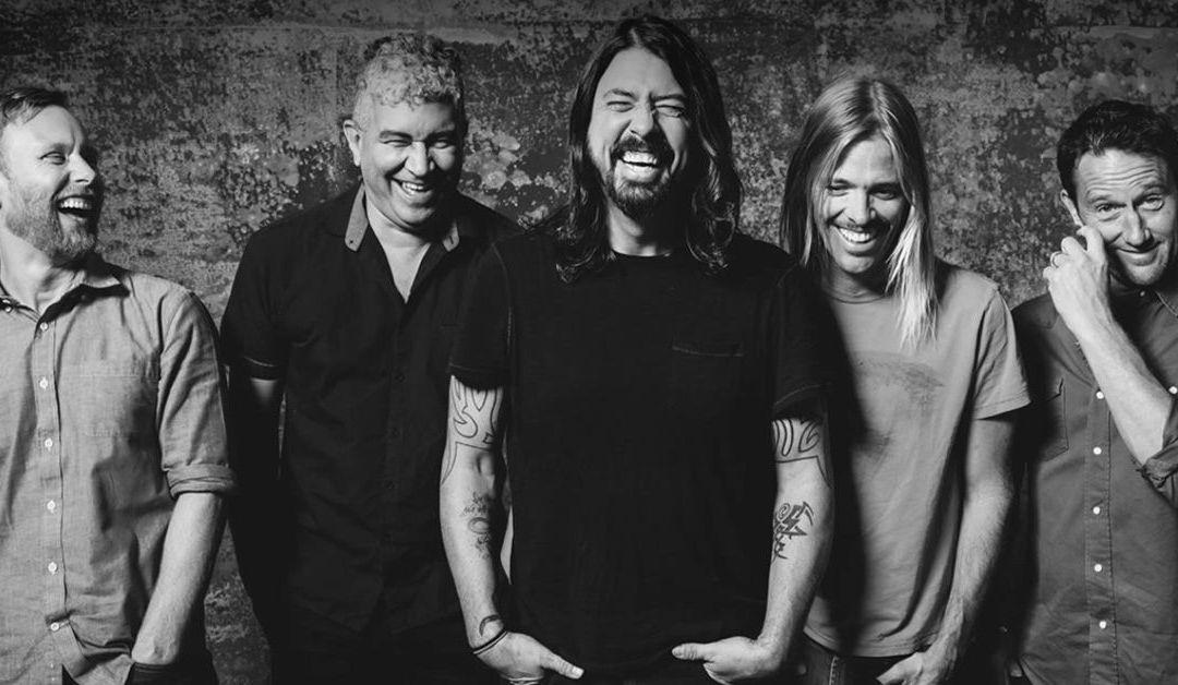 Foo Fighters celebra 25 años y agota entradas en Valencia