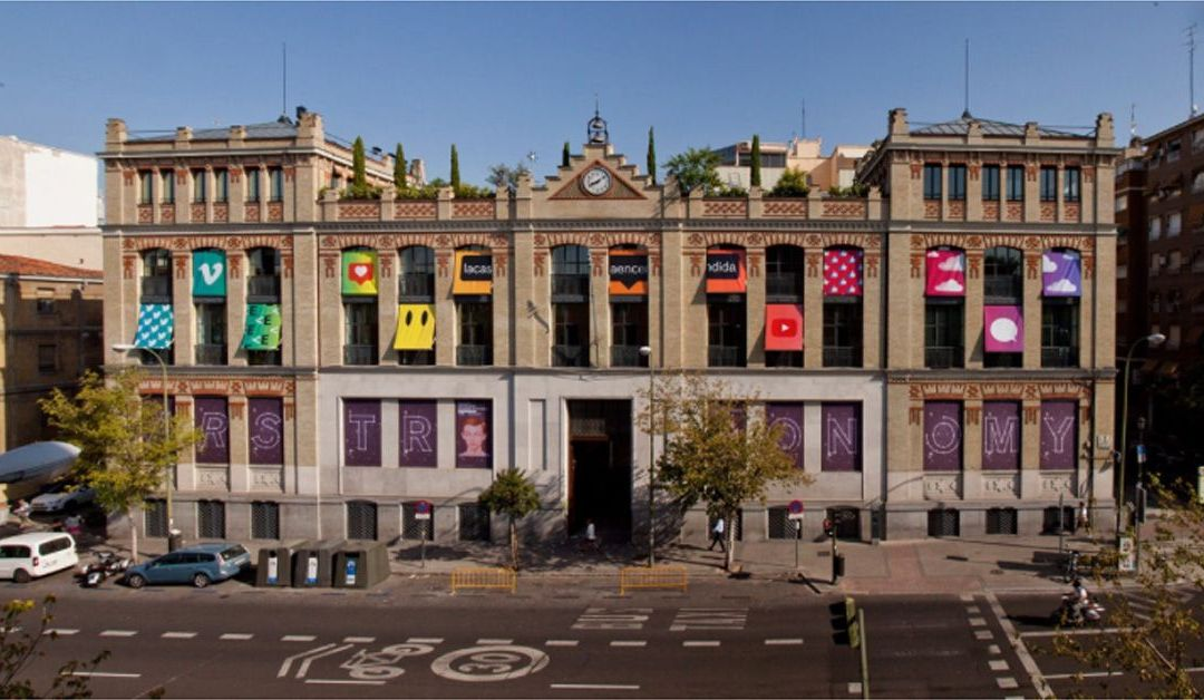 La Casa Encendida / Madrid