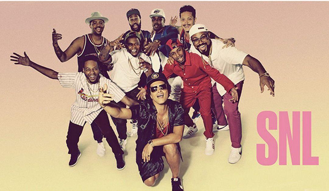 Bruno Mars elige a España en un mini gira de 6 conciertos