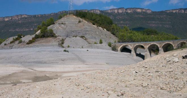 La sequía en España deja los embalses en un 40%  y la Administración no hace nada