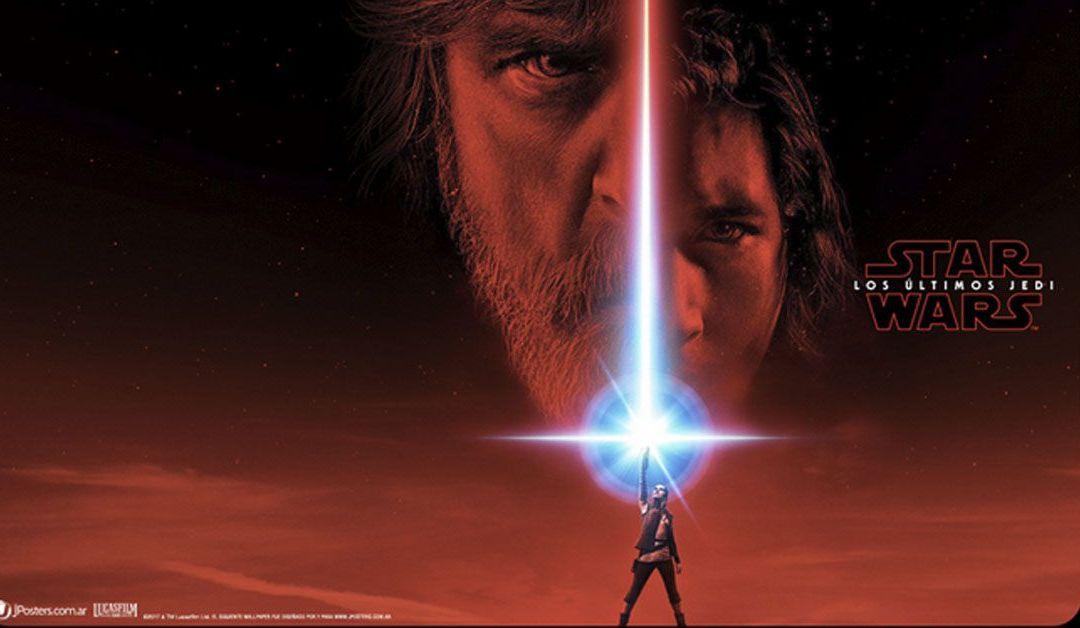 Los últimos jedi / Star Wars