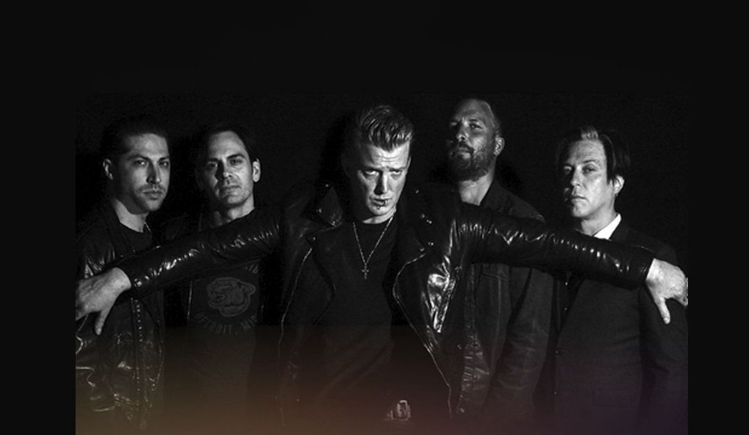Queens Of The Stone Age mad cool QOSTA / Josh Homme
