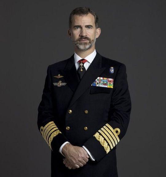 Felipe VI - Estrasburgo