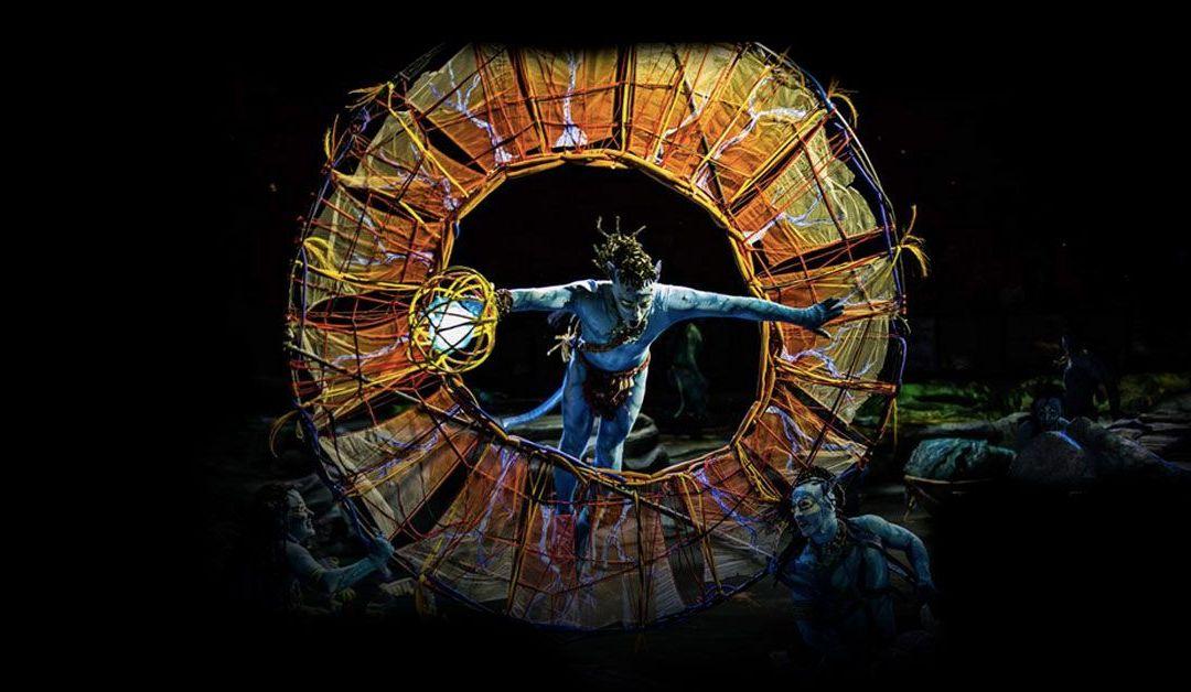 Avatar, Toruk / Cirque du Soleil / Spain tour