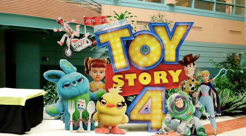 Toy Story despide la saga, recemos por un spin off