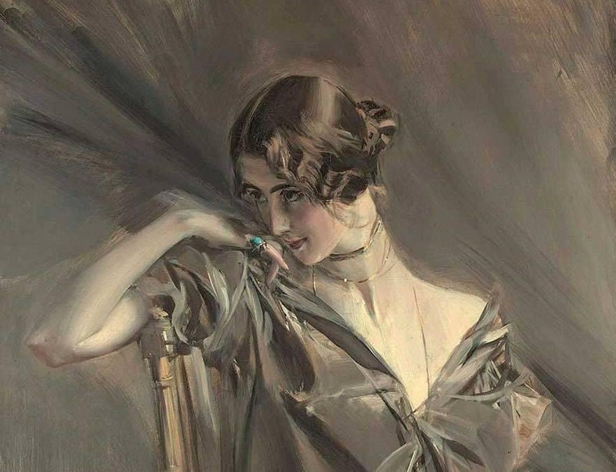 Boldini, el retratista de la Belle Epoque, deslumbra en Sala Recoletos Mapfre