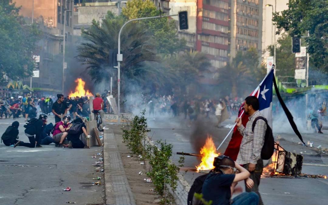 Chile y el estallido social: La dictadura de lo privado