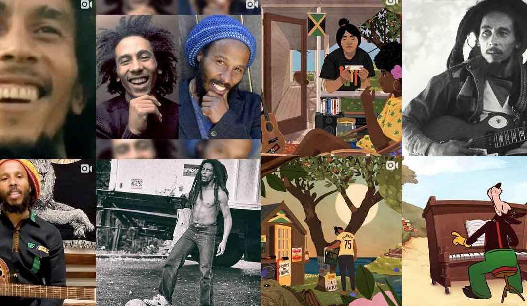 #QuédateEnCasa – Radio Kaya: 24 horas celebrando con la música de Bob Marley
