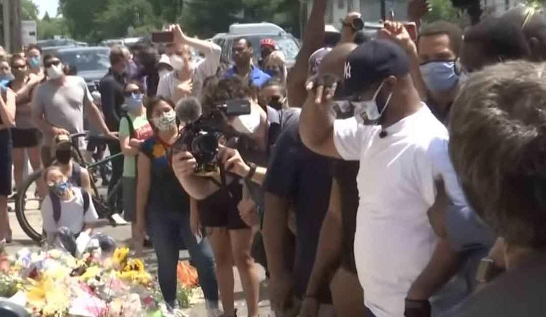 Músicos apoyan protestas en USA por la muerte de afroamericano George Floyd y piden justicia