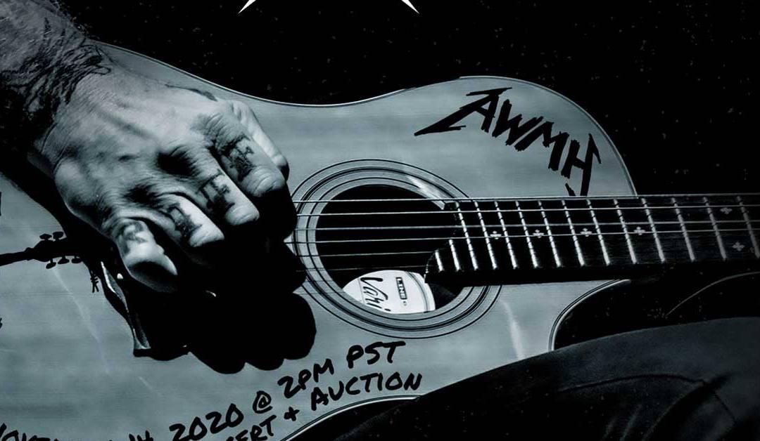 Metallica: concierto acústico para ayudar a los necesitados con su fundación All Within My Hands