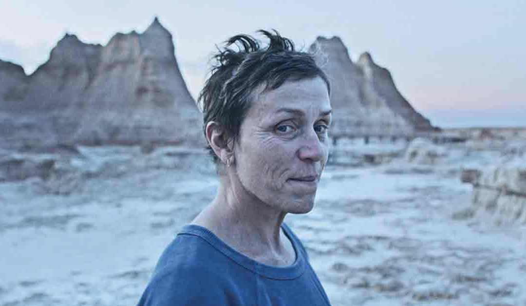 Estrenos: Nomadland con Frances McDormand,  sobreviviendo en EE.UU. en el siglo 21